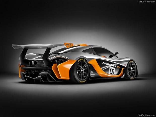 McLaren P1 GTR kavramı 2015'e hazır - Page 2