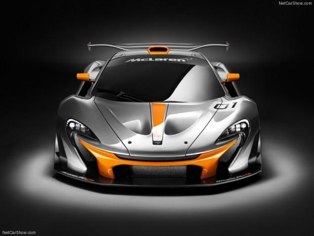 McLaren P1 GTR kavramı 2015'e hazır - Page 3