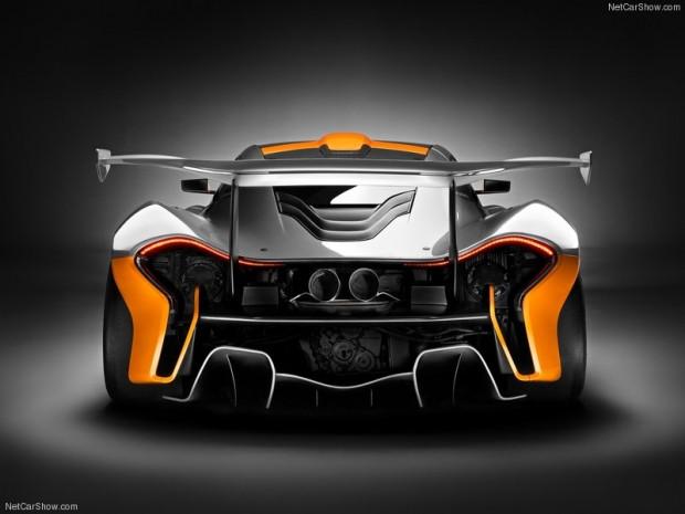 McLaren P1 GTR kavramı 2015'e hazır - Page 4