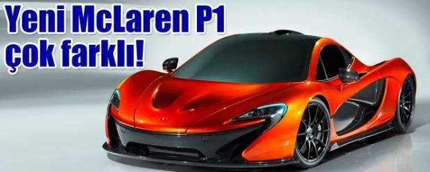 McLaren, P1 konseptini tanıttı fiyatı 1,2 Milyon dolar - Page 1