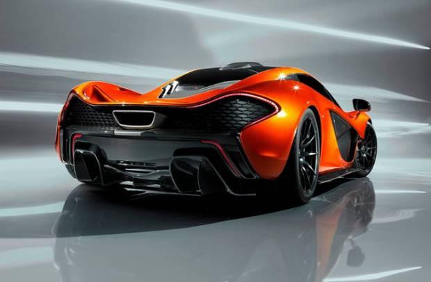 McLaren, P1 konseptini tanıttı fiyatı 1,2 Milyon dolar - Page 4