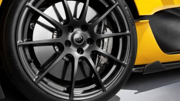 McLaren P1'artık dokunulabilir dünyada - Page 2