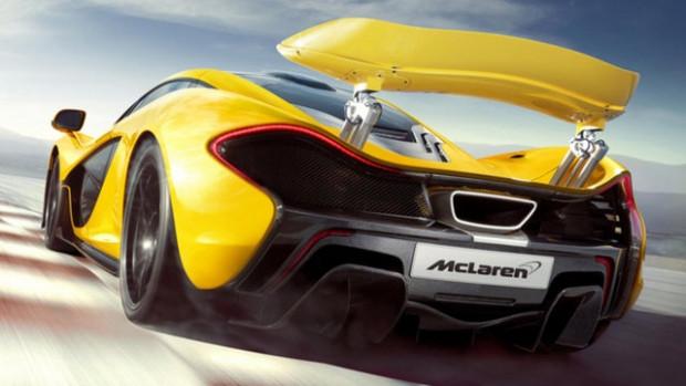 McLaren P1'artık dokunulabilir dünyada - Page 3