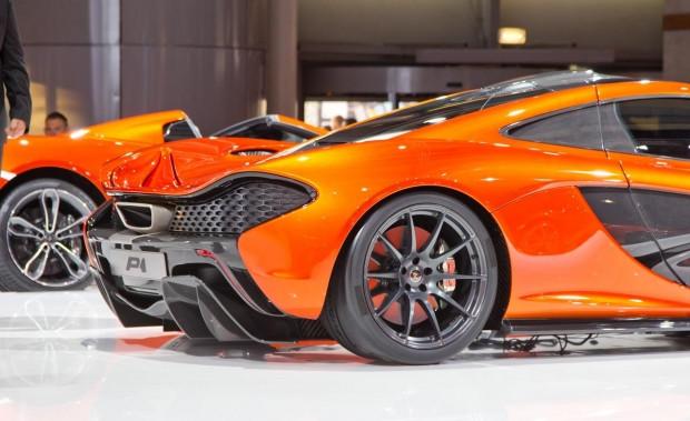 McLaren P1'artık dokunulabilir dünyada - Page 4