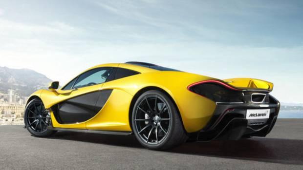 McLaren P1'in yeni fırtınası! - Page 1