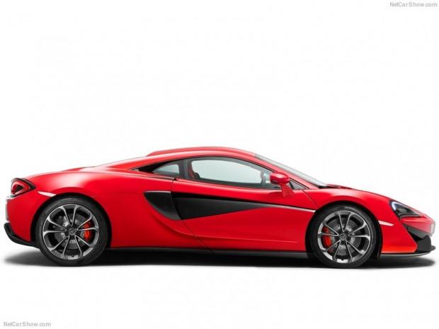 McLaren şimdiden 2016'ya hazır işte 540C Coupe - Page 2