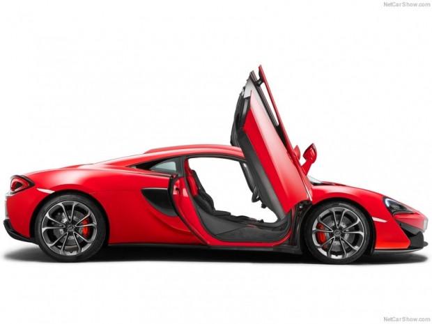 McLaren şimdiden 2016'ya hazır işte 540C Coupe - Page 3