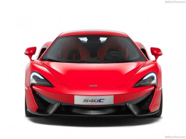 McLaren şimdiden 2016'ya hazır işte 540C Coupe - Page 4