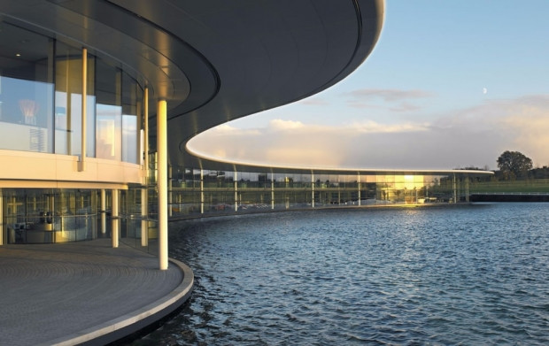 McLaren Teknoloji Merkezi'nin içi görüntülendi - Page 1