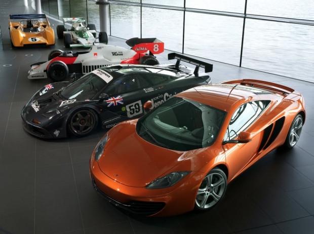 McLaren Teknoloji Merkezi'nin içi görüntülendi - Page 4