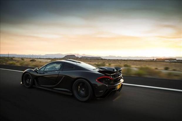 McLaren, ucuz spor otomobil P13'ü saklayamadı! - Page 1