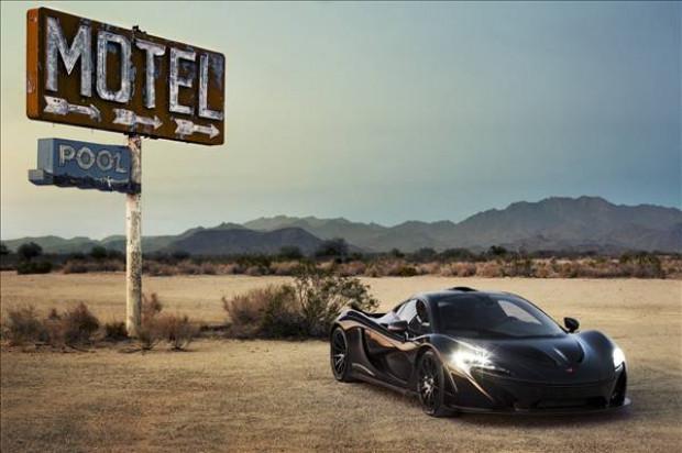 McLaren, ucuz spor otomobil P13'ü saklayamadı! - Page 2