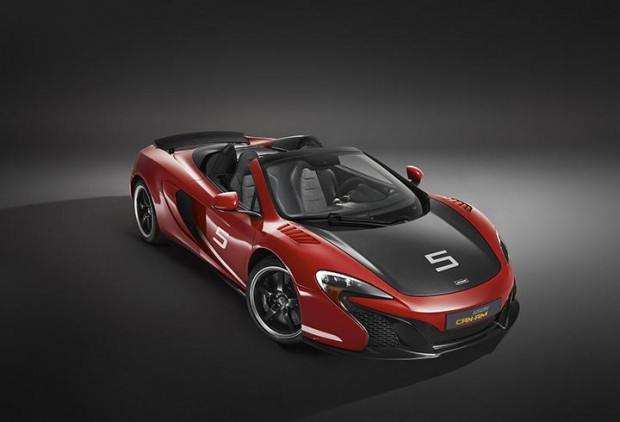 McLaren'den özel seri - Page 1