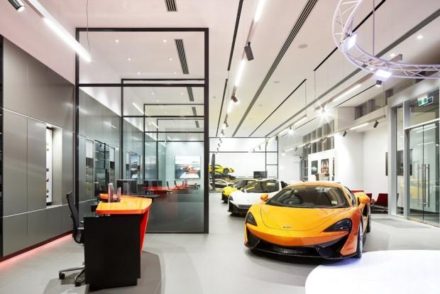 McLaren'in yeni aracı şekil değiştirebilir olacak - Page 1