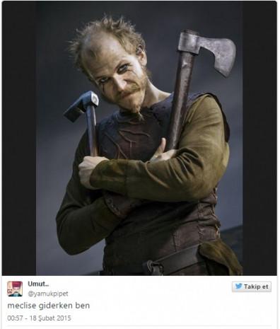 Mecliste çıkan çekiçli kavga sonrası sosyal medyadan 14 komik caps - Page 2