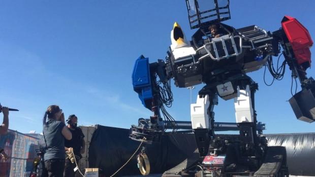 MegaBots Mk.III Amerika'nın yeni savaş robotu - Page 1