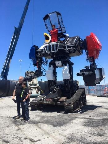 MegaBots Mk.III Amerika'nın yeni savaş robotu - Page 3