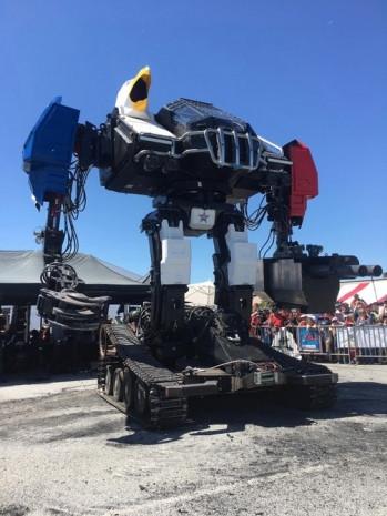 MegaBots Mk.III Amerika'nın yeni savaş robotu - Page 4
