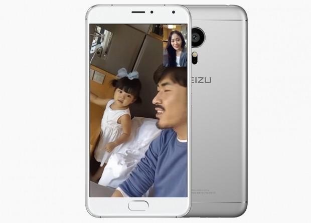 Meizu PRO 5'in resmi görüntüleri - Page 1