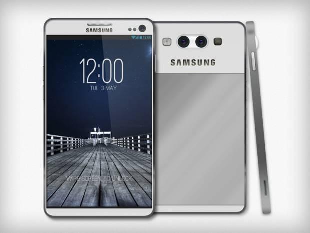 Merakla beklenen Galaxy S4 böyle olacak! - Page 2