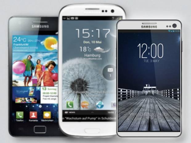 Merakla beklenen Galaxy S4 böyle olacak! - Page 3