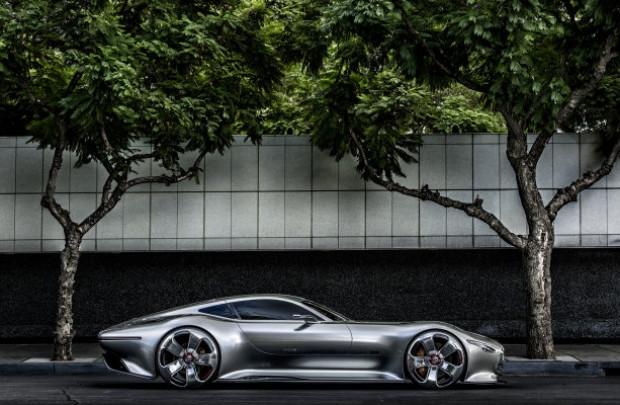 Mercedes, AMG Vision Gran Turismo'yu tanıttı - Page 2