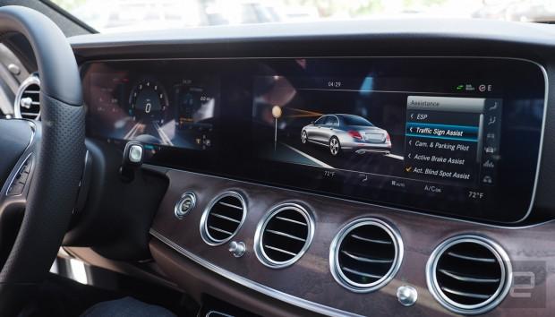 Mercedes Benz 2017 E300 - Page 1