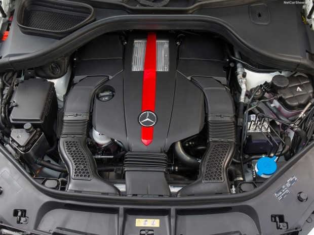 Mercedes-Benz AMG GLE450 4Matic (2016) - Page 1