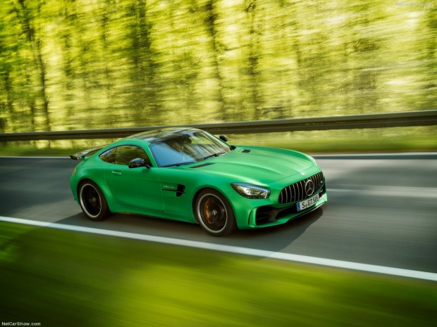 Mercedes-Benz AMG GT R 2017 - Page 4