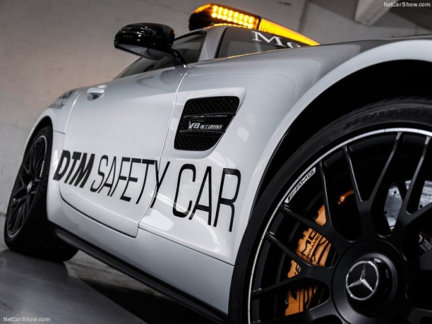 Mercedes-Benz AMG GT S DTM Safety Car - Page 3