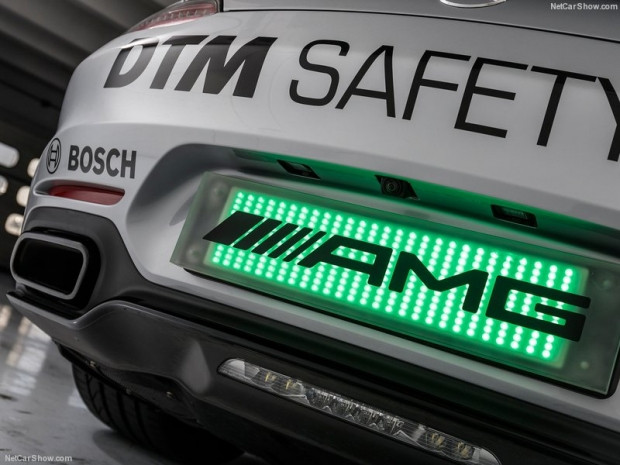 Mercedes-Benz AMG GT S DTM Safety Car - Page 4