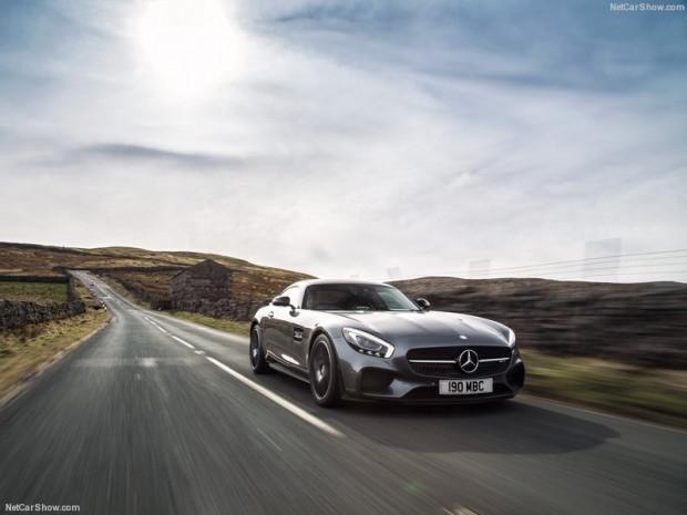 Mercedes-Benz AMG GT S İngiltere-Versyonu - Page 2