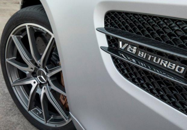 Mercedes-Benz AMG GT,Porsche'ye yeni rakip! - Page 1