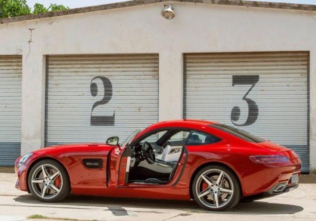 Mercedes-Benz AMG GT,Porsche'ye yeni rakip! - Page 2