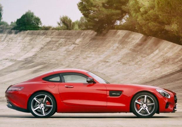 Mercedes-Benz AMG GT,Porsche'ye yeni rakip! - Page 3