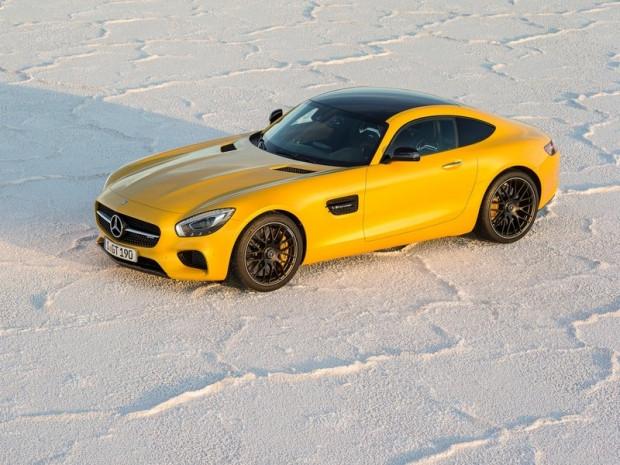 Mercedes-Benz AMG'nin muhteşem tasarımı! - Page 4