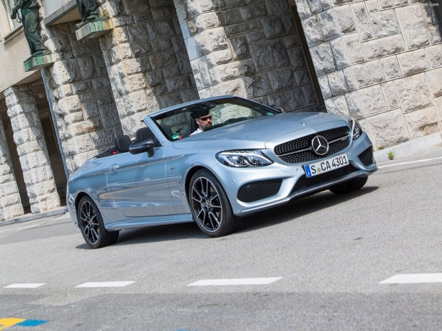 Mercedes-Benz C43 AMG 4Matic Cabriolet 2017 - Page 1