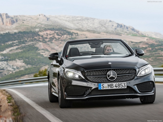 Mercedes-Benz C43 AMG 4Matic Cabriolet 2017 - Page 2