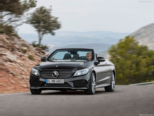 Mercedes-Benz C43 AMG 4Matic Cabriolet 2017 - Page 3