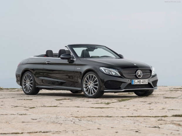 Mercedes-Benz C43 AMG 4Matic Cabriolet 2017 - Page 4