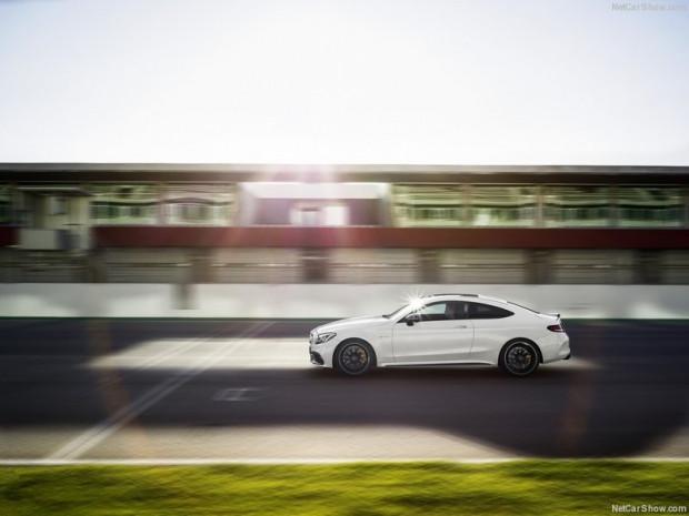 Mercedes-Benz C63 AMG Coupe (2017) sızdı - Page 2