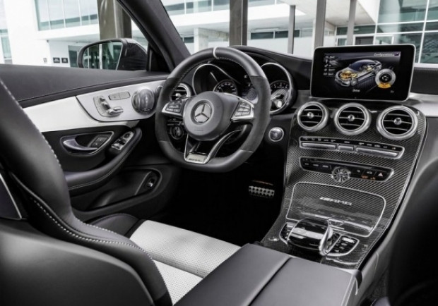 Mercedes-Benz C63 AMG Coupe 2017 tasarımı harika - Page 3