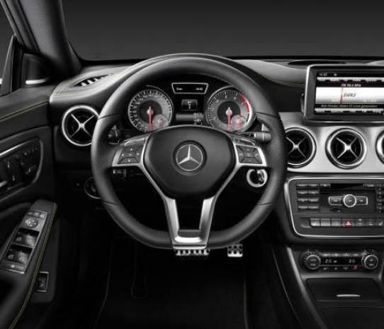 Mercedes-Benz CLA250'yi gördünüz mü? - Page 1