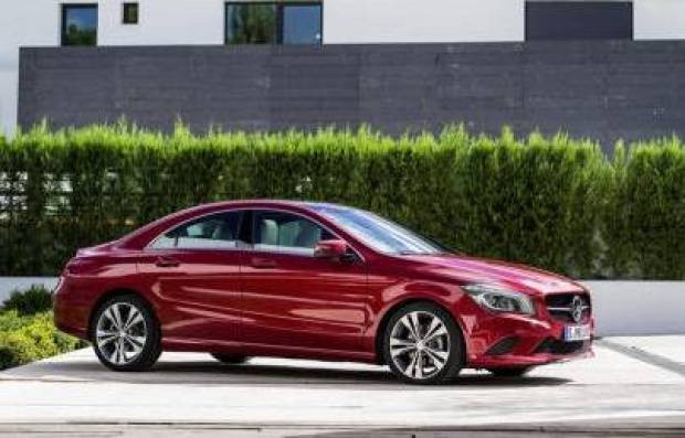 Mercedes-Benz CLA250'yi gördünüz mü? - Page 3