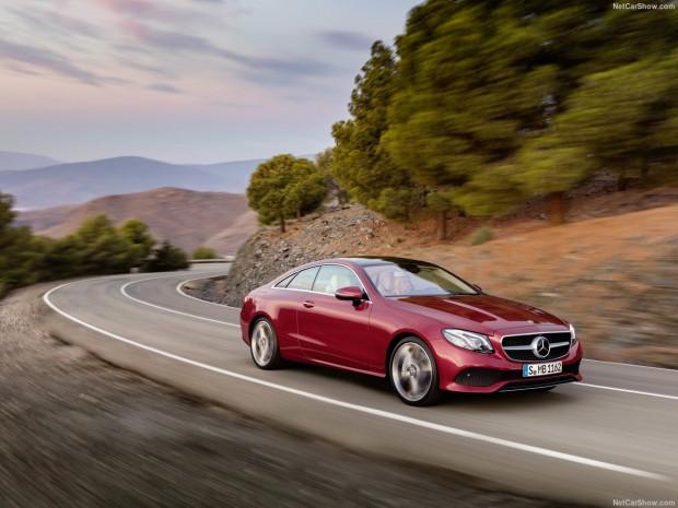 Mercedes-Benz E-Class Coupe 2017 - Page 2
