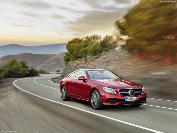 Mercedes-Benz E-Class Coupe 2017 - Page 3