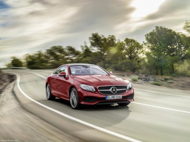 Mercedes-Benz E-Class Coupe 2017 - Page 4