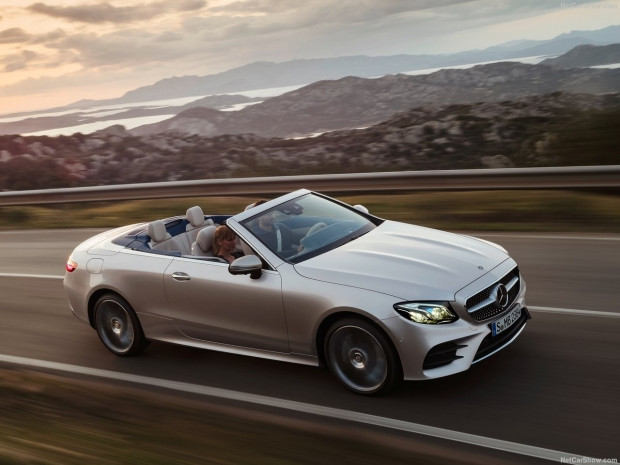 Mercedes-Benz E-Sınıfı Cabrio 2018 - Page 2