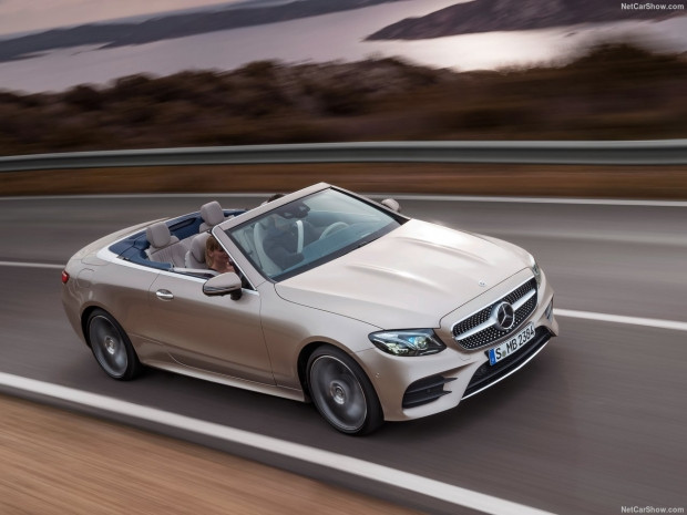 Mercedes-Benz E-Sınıfı Cabrio 2018 - Page 3