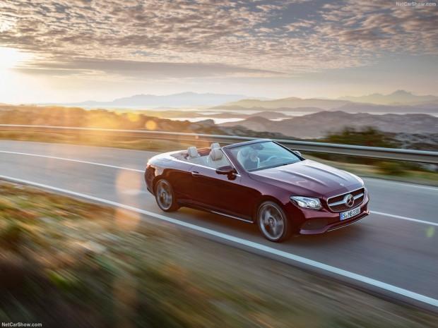 Mercedes-Benz E-Sınıfı Cabrio 2018 - Page 4